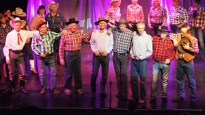 The Cowboys…Wandrin' Star