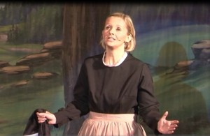 Maria, The Opening Scene, The Sound of Music